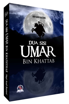 Cover Dua Sisi Umar buku copy